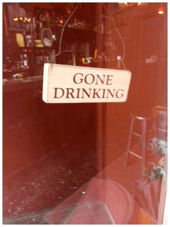 Gone-Drinking