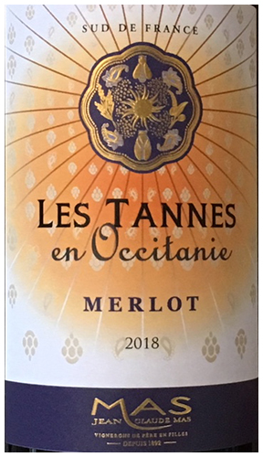 SOUTH OF FRANCE DOES MERLOT