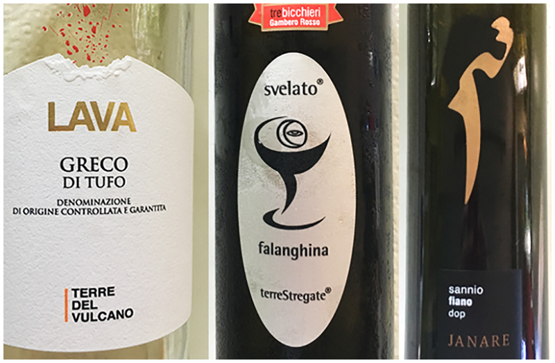 3 Exciting Italian Whites