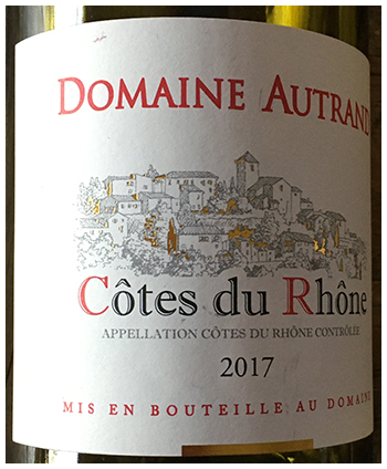 MOST DELICIOUS RED!