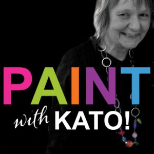 Paint with Kato! Mondays in June