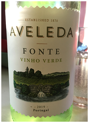 IN PRAISE OF THE ORIGINAL VINHO VERDE
