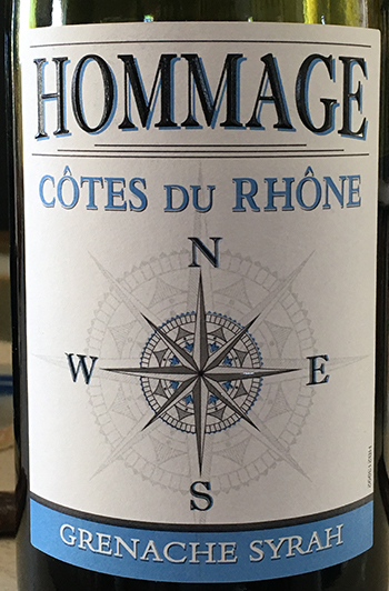 YUMMY RHONE RED ON SALE