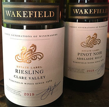 SUMMER DINNER PARTY WITH TWO WAKEFIELDS