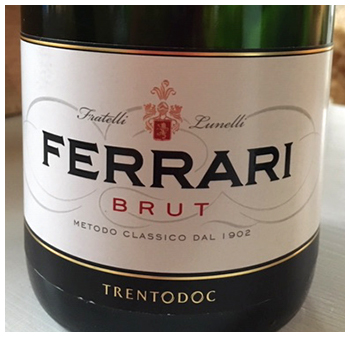 """""""˜RACY' MID-PRICED SPARKLING"""