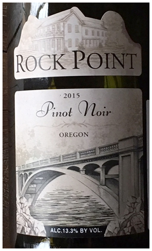 A DELICIOUSLY DIFFERENT PINOT NOIR
